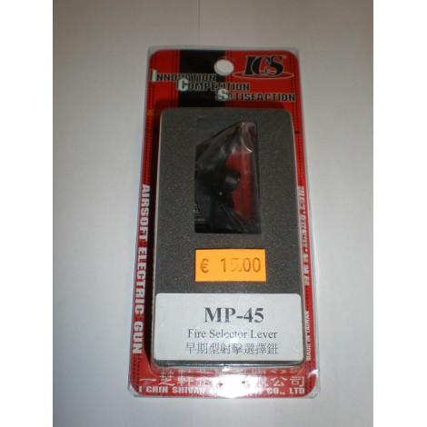 Selector de tiro MP5 ICS