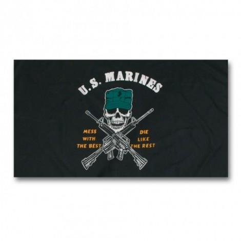 Bandera US marines