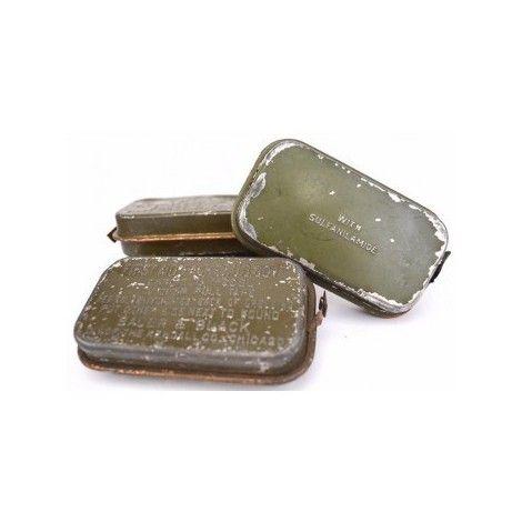 Lata sulfanilamide original WWII US