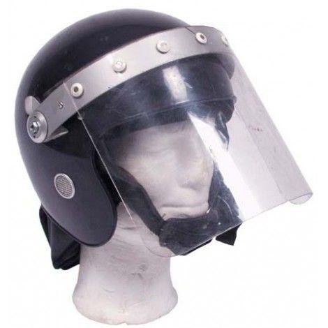 Casco antidisturbios policial inglesa
