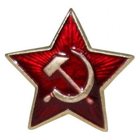 Insignia gorra rusa.