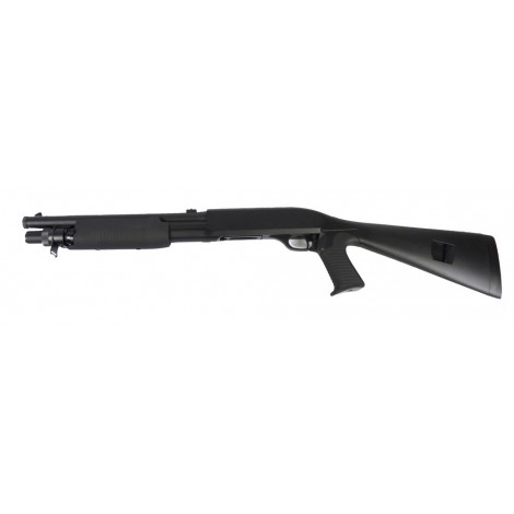 Escopeta recortada con culata DOUBLE EAGGLE 3BBS