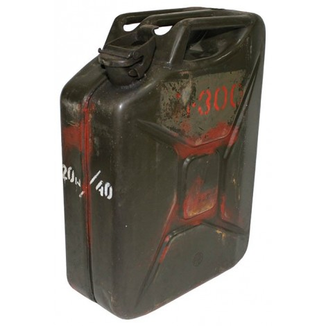 Bidón 20 litros original militar