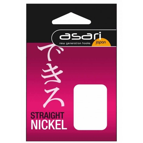 Asari straight nickel