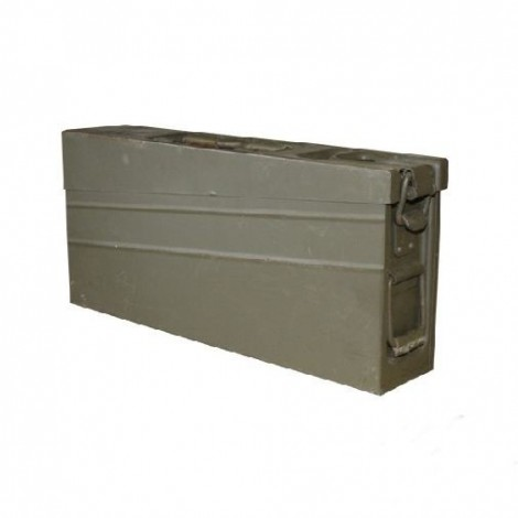Caja munición ejercito alemán