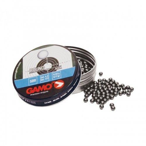 GAMO BOLAS 4,5MM 500 UD