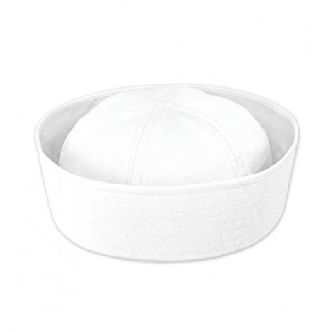 GORRO US NAVY BLANCO
