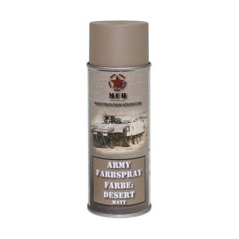 ARMY FARBSPRAY FARBE: DESERT MATT