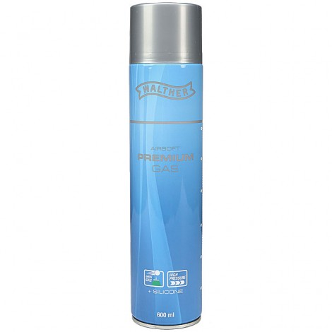 GAS WALTHER PREMIUM 600ML