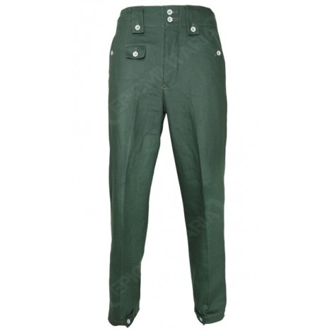 PANTALON HBT REED GREEN M43