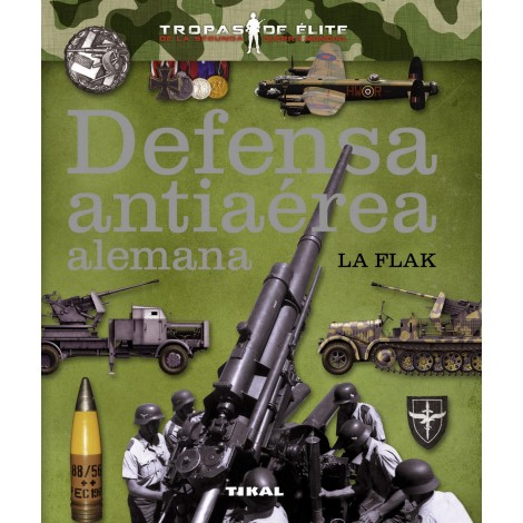 DEFENSA ANTIAEREA ALEMANA