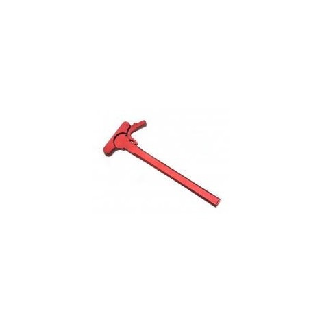 MATCH STYLE CHARGING HANDLE RED