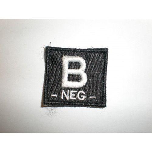 Grupo sanguíneo negro