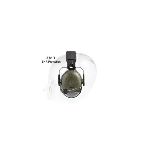 Casco stereo electronic DEBEN