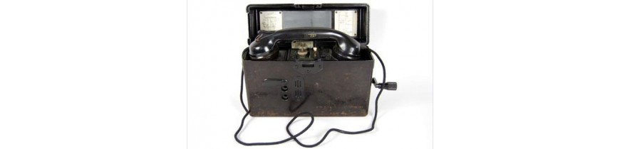 CAJAS, TELECOMUNICACIONES, ETC..