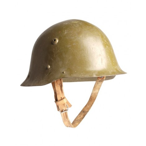 Casco bulgaro WWII