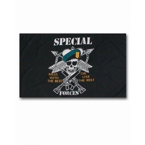 Banderas US special forces