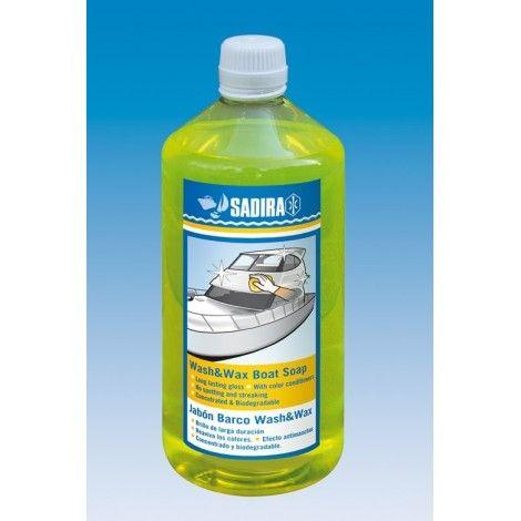 Jabon barco wash & wash 1L. SADIRA