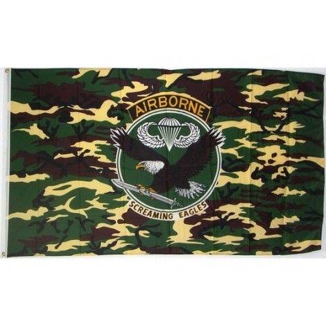 Bandera US airborne