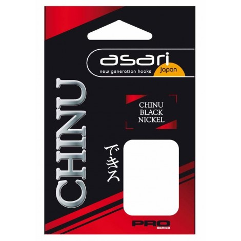 Asari chinu black nickel