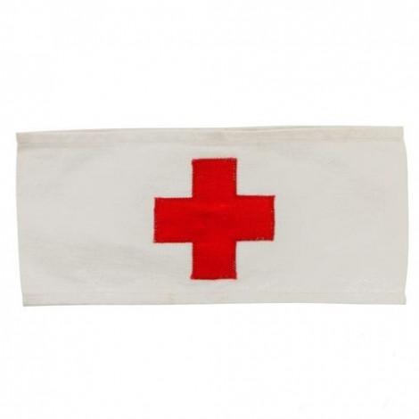 Brazalete cruz roja ejercito danes