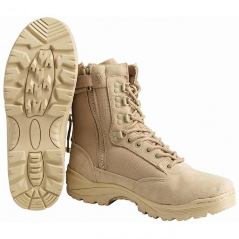 BOTAS TACTICAL ZIPPER KHAKI