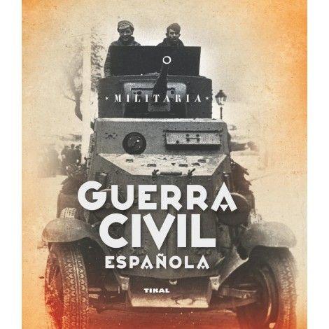 LIBRO GUERRA CIVIL ESPAÑOLA