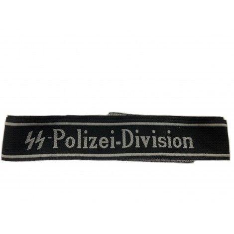 BOCAMANGA SS POLIZEI DIVISION
