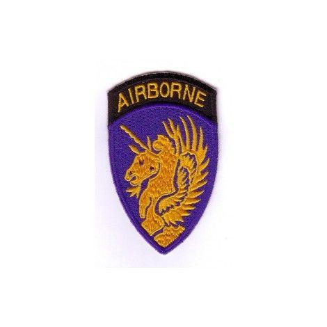 PARCHE 13TH US AIRBORNE
