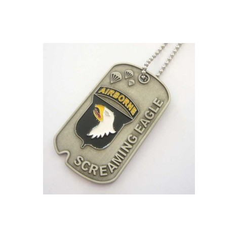 DOG TAG 101ST AIRBORNE