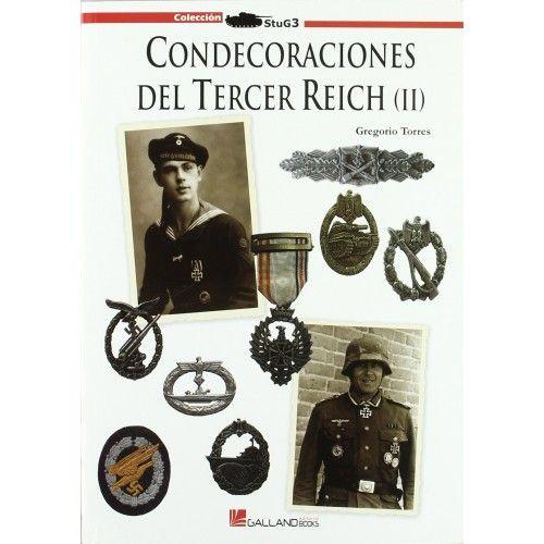 CONDECORACIONES DEL TERCER REICH (II)