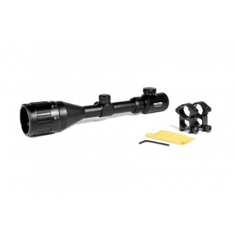 RIFLESCOPE 3-9X50 PHANTOM NEGRO