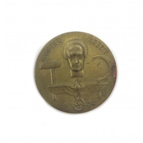INSIGNIA TAG DER ARBEIT 1934
