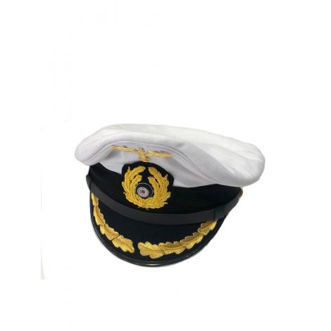 GORRA KRIEGSMARINE U-BOAT SENIOR OFFICER