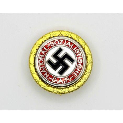 DISTINTIVO DEL PARTIDO NAZI - ORO