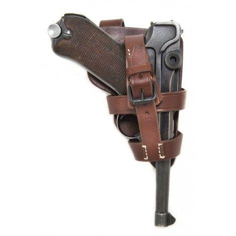 Funda de pistola P08  (Fallschirmjäger)