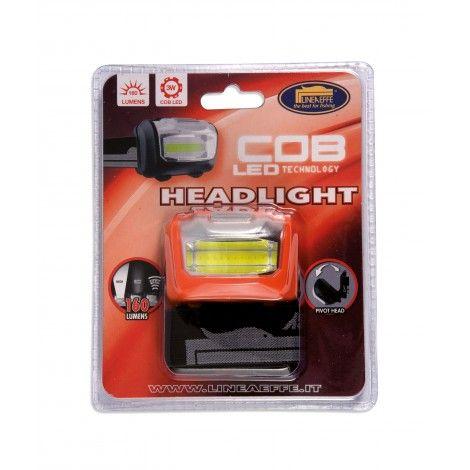 LINTERNA COB LED  HEADLIGHT
