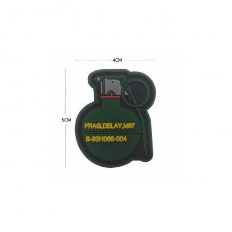 PARCHE PVC GRANADA M67