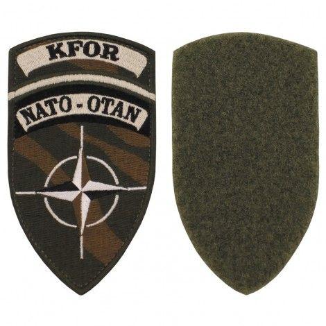 PARCHE KFOR NATO-OTAN